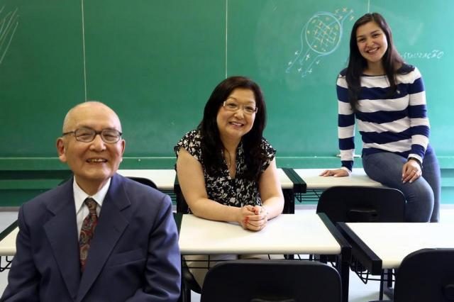 Dr. Moriguchi recebeu o título de Professor Emérito da PUC-RS