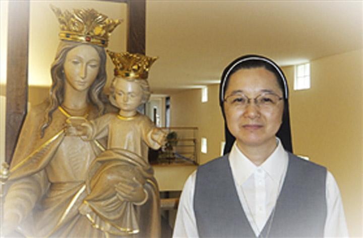 Eleita nova Madre Geral da Caritas-kai