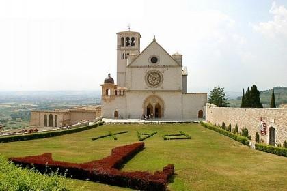 O Papa Francisco visitará Assis no dia 4 de agosto