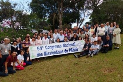 Foi um sucesso o Congresso Nacional da Pastoral Nipo-Brasileira