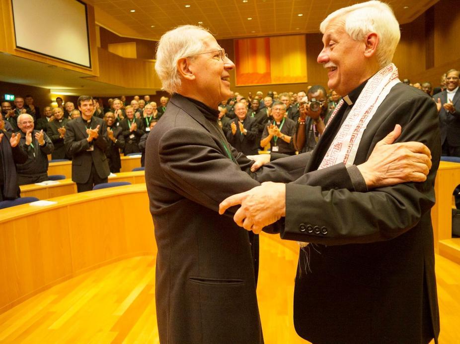 Pe. Arturo Sosa é o novo Superior Geral da Companhia de Jesus