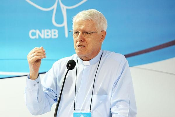 Dom Orlando Brandes é nomeado novo Arcebispo de Aparecida