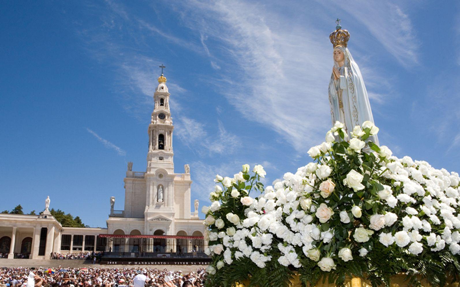 Peregrinação do Papa Francisco a Fátima, em Portugal