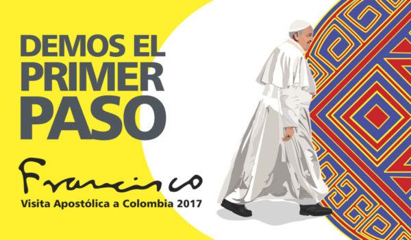 Vaticano confirma: Papa Francisco visitará Colômbia no mês de setembro