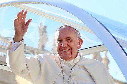 Dia 13 de março: 4 Anos com Papa Francisco