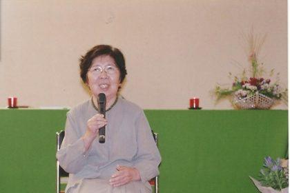 De Londrina - PR: faleceu sra. Yoshiko Nakagawa, aos 83 anos