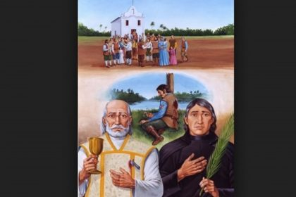 Canonização dos protomártires do Brasil