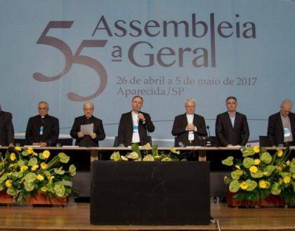 Encerramento da 55ª Assembleia Geral da CNBB