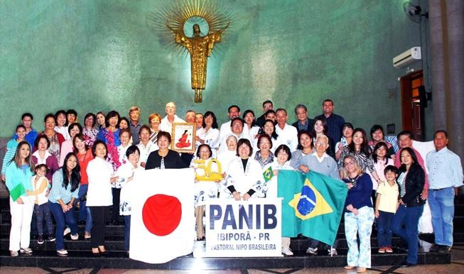 Comunidade da PANIB de Ibiporã (PR) celebra Jublieu dos 50 ANOS DA PANIB