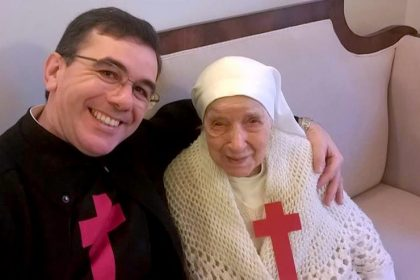 Faleceu aos 110 anos a religiosa mais idosa do mundo