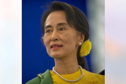 Papa recebeu Aung San Suu Kyi, prêmio Nobel da Paz