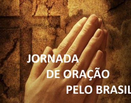 CNBB e Jornada de oração pelo Brasil