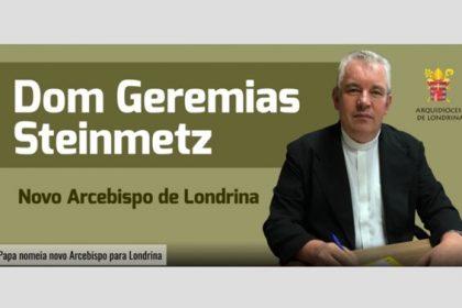 Novo arcebispo de Londrina (PR)