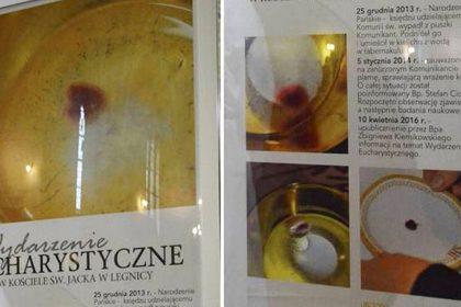 Um novo Milagre Eucarístico na Polônia
