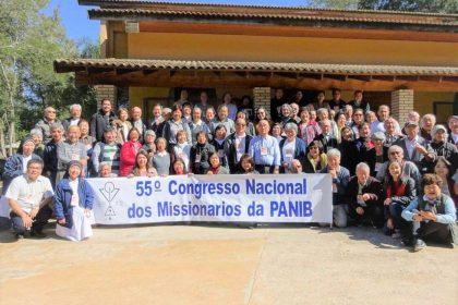 O 55º Congresso Nacional dos Missionários da PANIB, neste ano, foi em Londrina (PR)