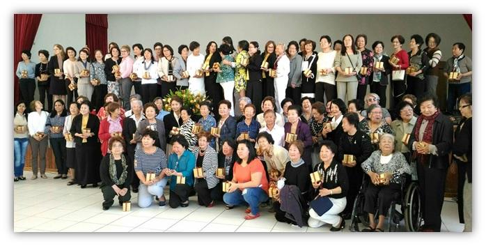 Comemoração dos 50 Anos da Seibo Fujin-kai Católica de Maringá (PR)