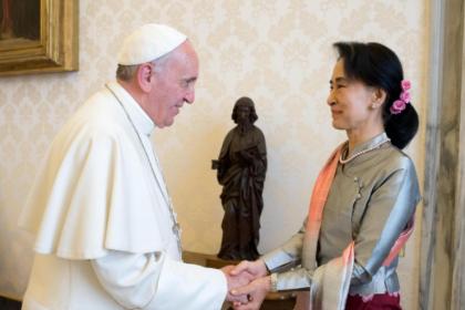 Viagem do Papa a Mianmar (novembro) e Bangladesh (dezembro)