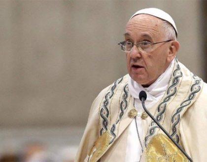 O governo do Brasil rejeita recomendação do Vaticano na ONU