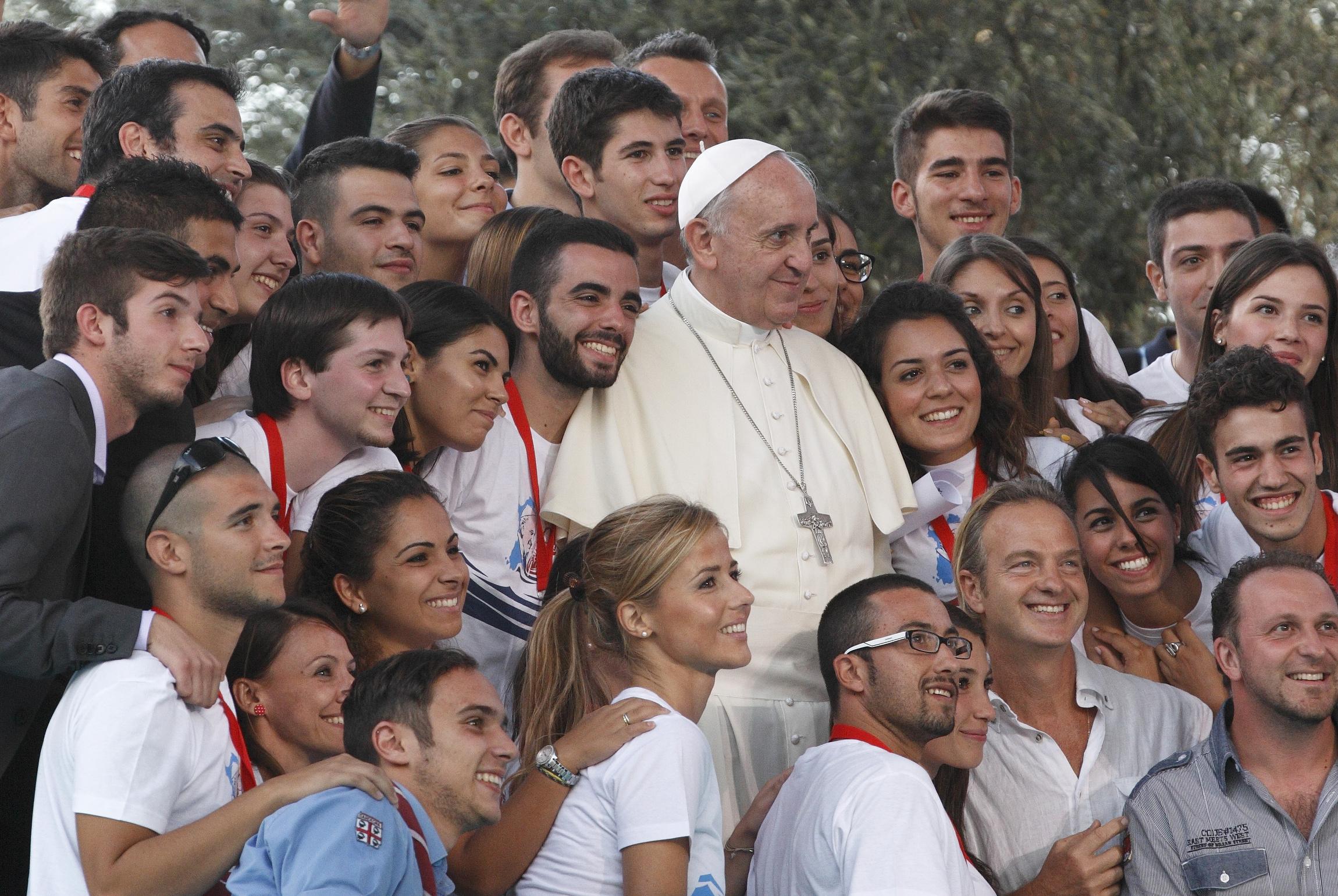 Em Roma: Encontro pré-sinodal para os jovens, em março de 2018