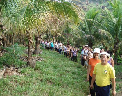 Retiro conjunto das Comunidades de Campinas e de São Judas Tadeu (Ipiranga)