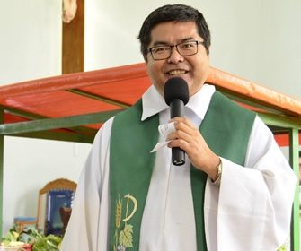 Padre Hélio Takemi Sakamoto, 25 Anos de Ordenação Sacerdotal