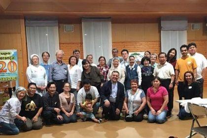 Encontros de Católicos Nipo-Brasileiros no Japão