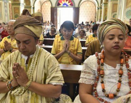 ATO PELA PAZ reúne diversas representações religiosas
