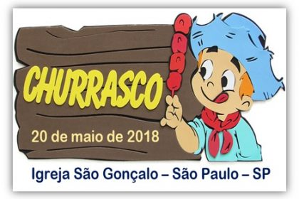 Churrascada Beneficente da Comunidade São Gonçalo, São Paulo, Capital