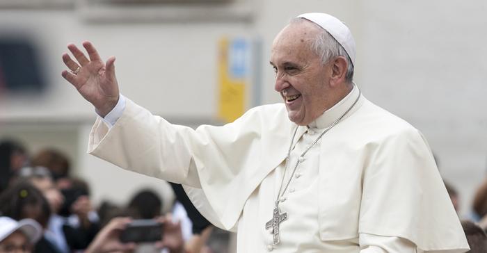 Papa Francisco apresentou Exortação Apostólica 'Gaudete et Exsultate'