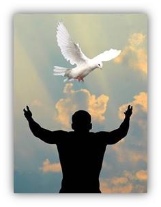 """JUNHO 2018: """"O Senhor dá força ao seu povo;  o Senhor abençoa com paz ao seu povo"""" (Sl 29,11)."""