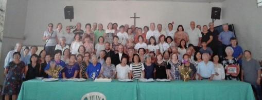 60 Anos da fundação do CCEM de Marília (SP)