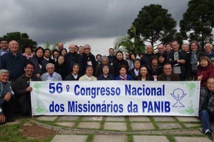 Aconteceu o 56º Congresso Nacional dos Missionários da PANIB