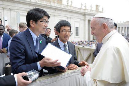 Papa Francisco quer visitar Hiroshima e Nagasaki