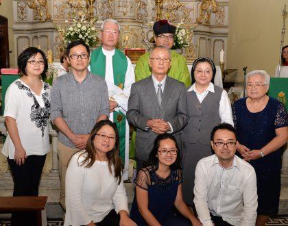 25 Anos de Consagração Religiosa da Ir. Matilde Tiemi Makiyama