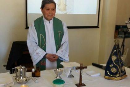 Padre André Ozaki SJ comemorou 60 anos de sacerdócio