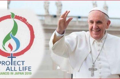 Em novembro, Papa Francisco visitará JAPÃO