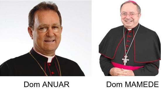 Renúncia de Dom Anuar Battisti, arcebispo de Maringá (PR)