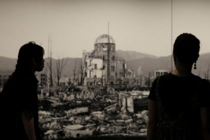Bombas atômicas de Nagasaki e Hiroshima foram as mais destrutivas da história militar
