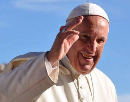 Mensagem do Papa antes de viajar para o Japão