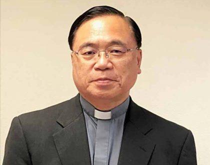 Mensagem de encorajamento do Bispo Dom Mário Yamanouchi, bispo da diocese de Saitama aos Brasileiros no Japão.