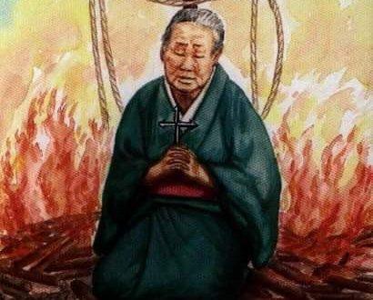 Bem-aventurada Lúcia de Omura - 8 de setembro