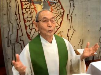 FREI LEONARDO MATSUO celebrou os 60 Anos de Sacerdócio