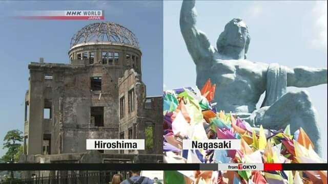 Sobreviventes das bombas atômicas de 1945 em Hiroshima e Nagasaki, conhecidos no Japão como Hibakusha, manifestaram sua esperança de que o provável presidente-eleito dos EUA Joe Biden promova o desarmamento nuclear.