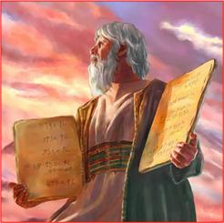 CATEQUESE BÍBLICA (Abril 2021): Livro do DEUTERONÔMIO